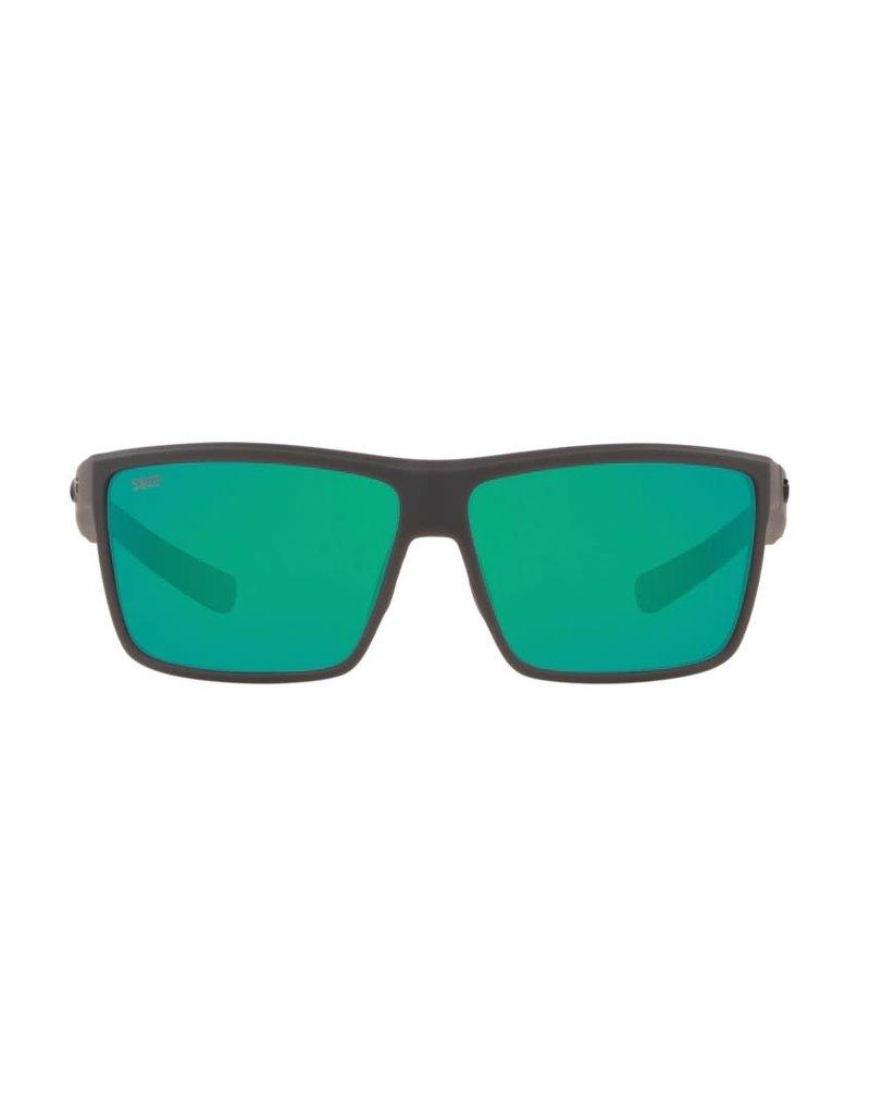 Costa Del Mar Rinconcito Matte Gray  Green Mirror 580P
