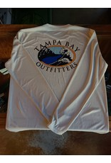 Tampa Bay Outfitters Long Sleeve Tech Crew  Peyote