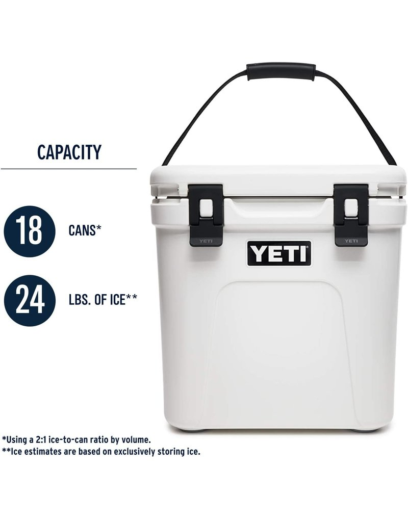 Yeti Roadie 24 White