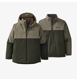 Patagonia Boys' 4-in-1 Everyday Jkt