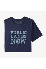 Patagonia Men's Public Lands Now Organic T-Shirt