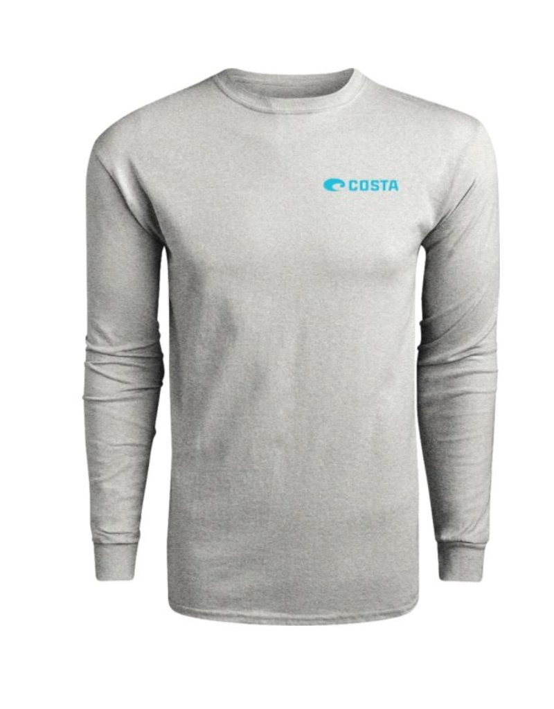 Costa Del Mar Topwater L/S Shirt