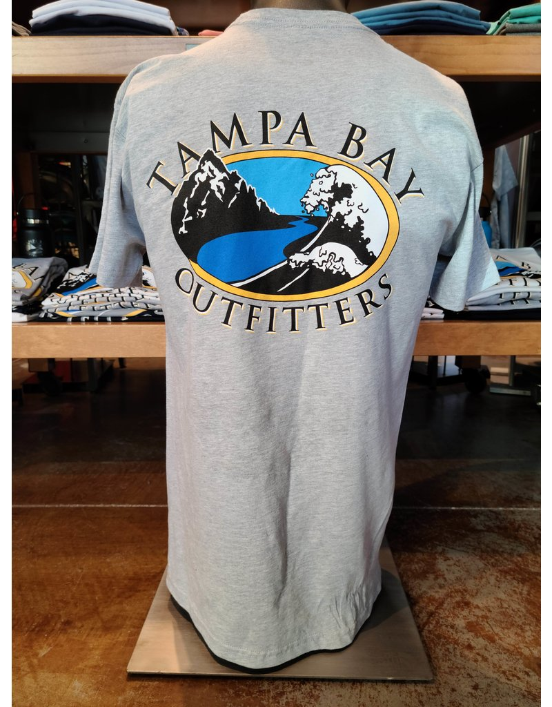 Tampa Bay Outfitters Tampa Bay Outfitter Logo Tee