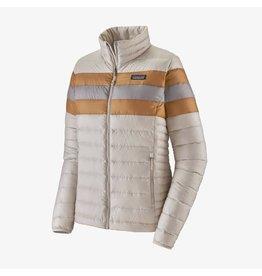 Patagonia Womens Down Sweater Cornice Grey