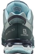 Salomon Womens XA PRO 3D v8 GTX Balsam Green/GG/PT