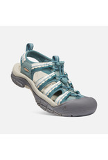 Keen Footwear Womens Newport H2 North Atlantic/Chinois Green