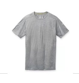 Smartwool Mens Merino 150 Baselayer Short Sleeve LIGHT GRAY HEATHER