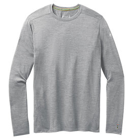 Smartwool Mens Merino 150 Baselayer Long Sleeve LIGHT GRAY HEATHER