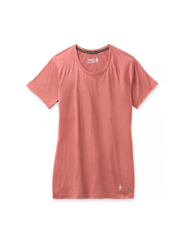 Smartwool Womens Merino 150 Baselayer Short Sleeve TEA ROSE