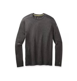 Smartwool Mens Merino 150 Baselayer Long Sleeve IRON HEATHER