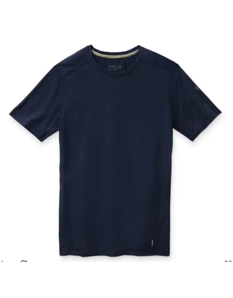 Smartwool Mens Merino 150 Baselayer Short Sleeve INDIGO BLUE