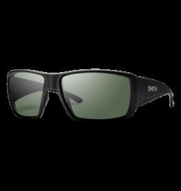 Smith Optics GUIDES CHOICE Matte Black CP Polarized Green Gray