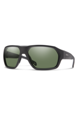 Smith Optics Deckboss Matt Black CP Gray/Green