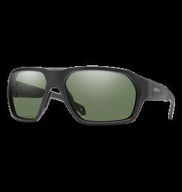 Smith Optics Deckboss Matt Black CP Gray/Green