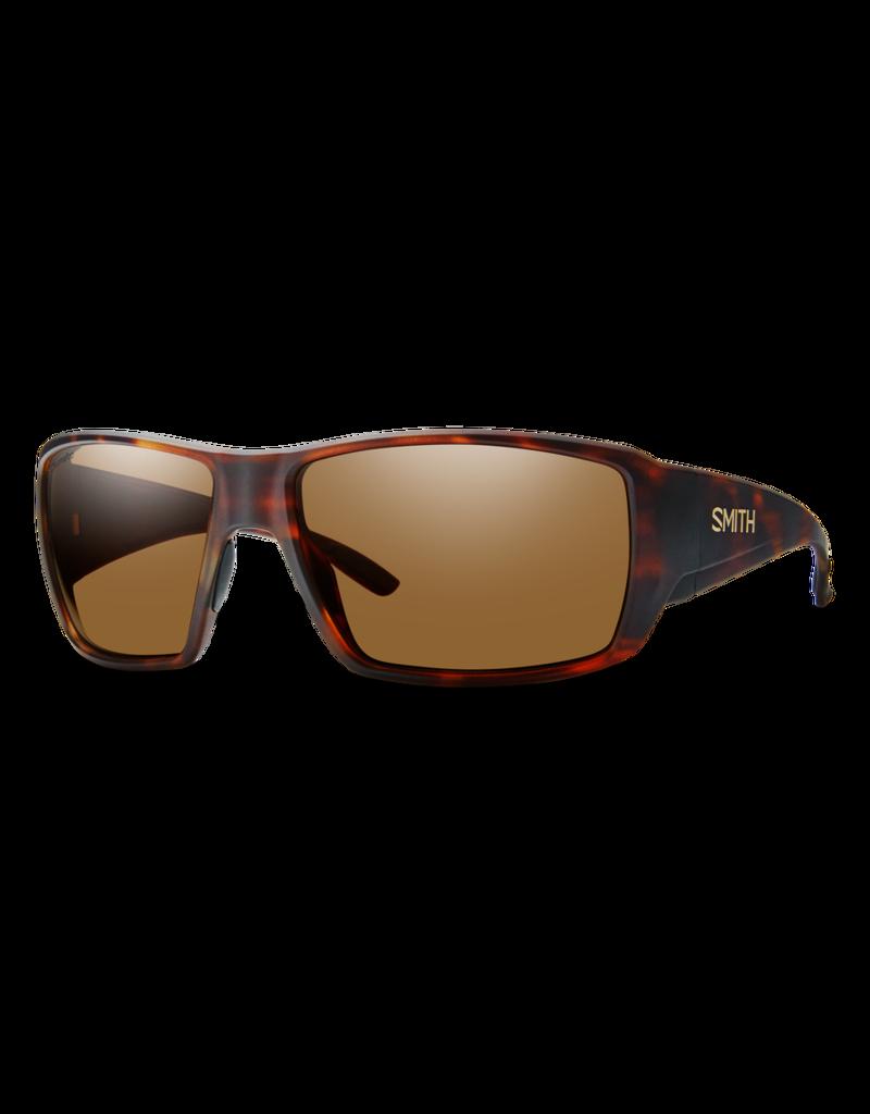 Smith Optics Guide's Choice Matte Havana CP+ Polarized Brown