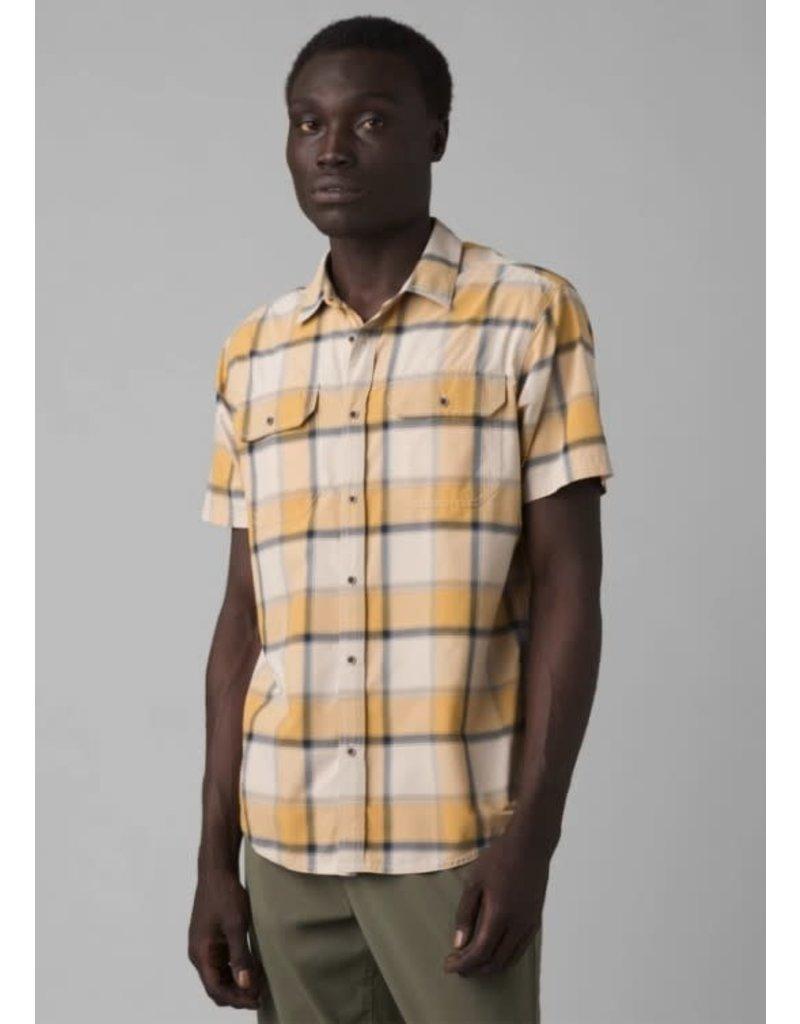 Prana Cayman Plaid Shirt