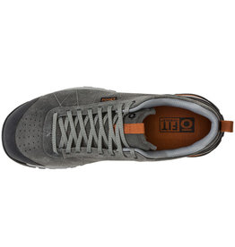 Oboz M's Bozeman Low Charcoal Leather