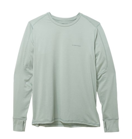 Exofficio Mens Sol Cool Bayview Long-Sleeved Shirt Bonsai