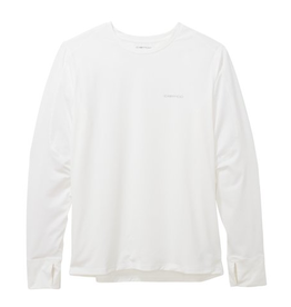 Exofficio Mens Sol Cool Bayview LS WHITE
