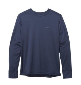 Exofficio Mens Sol Cool Bayview LS NAVY