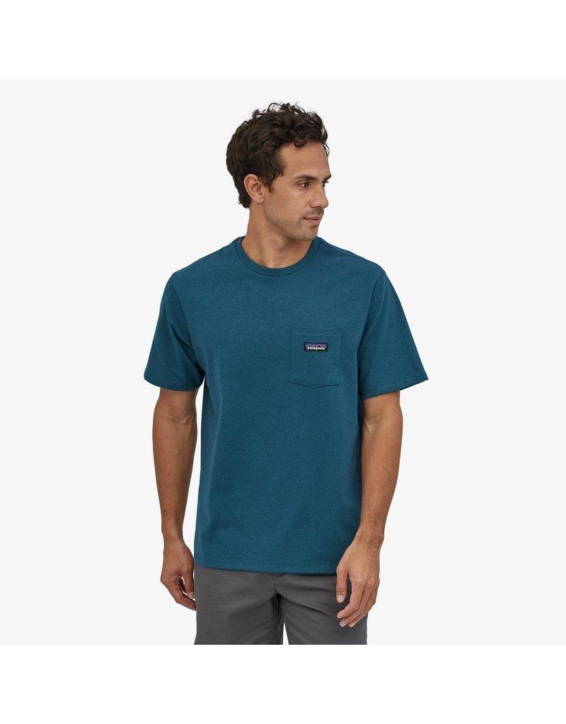 Patagonia Men's P-6 Label Pocket Responsibili-Tee