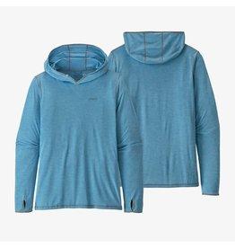 Patagonia Mens Tropic Comfort Hoody II Lago Blue - Fin Blue X-Dye