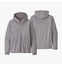 Patagonia Mens Tropic Comfort Hoody II Salt Grey - Cornice Grey X-Dye