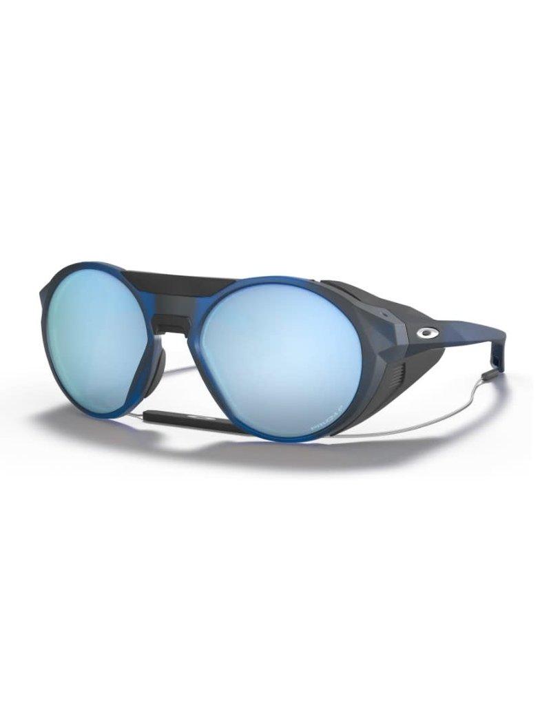 Oakley Clifden Matte Translucent Blue Prizm Deep Water Polarized