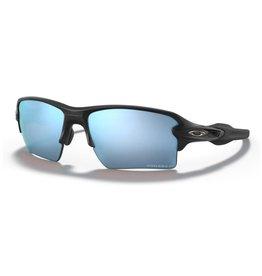 Oakley Flak 2.0 XL Matte Black Prizm Deep Water Polarized
