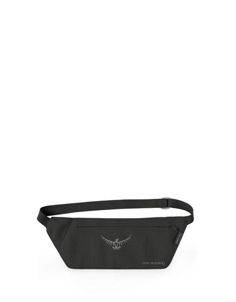 Osprey Belt Wallet Black O/S