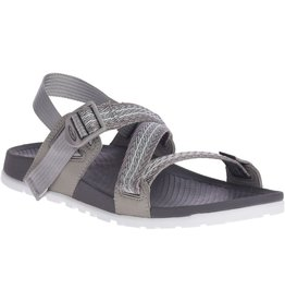 Chaco Womens Lowdown Sandal Pully Gray