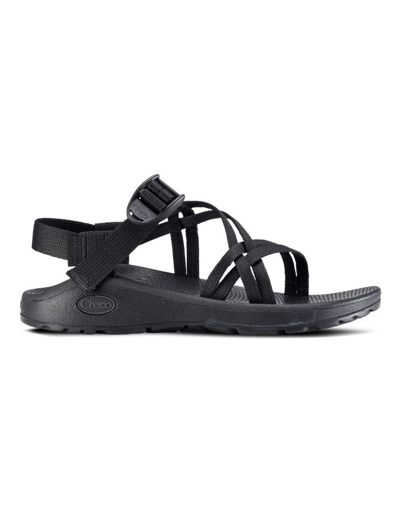 Chaco Womens Z Cloud  X Solid Black
