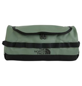 The North Face Base Camp Travel Canister S TNF Black/Agave Grn