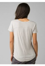 Prana Foundation Short Sleeve V-Neck