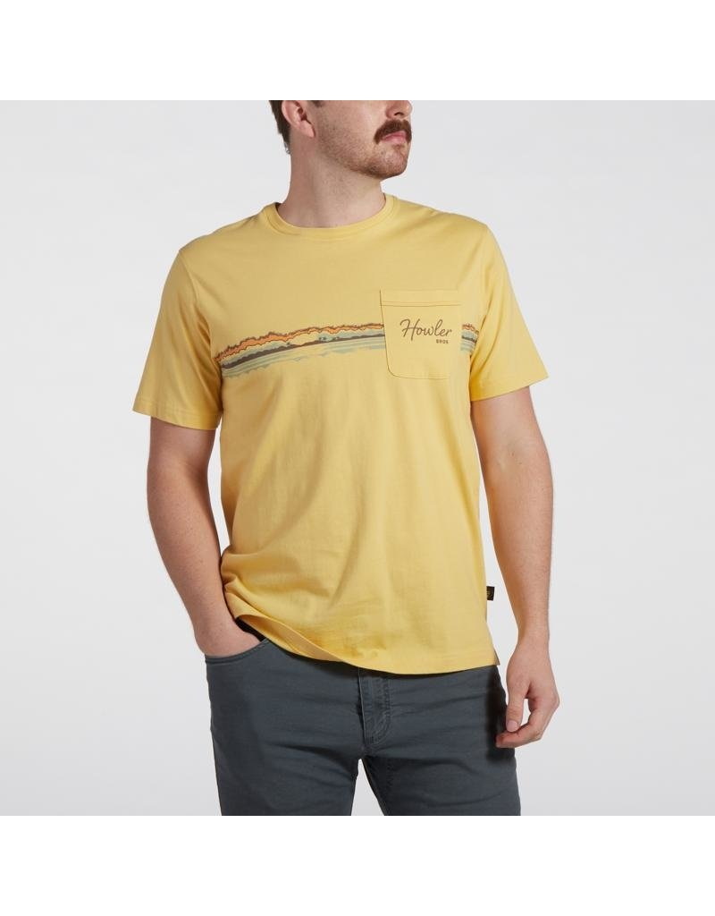 Howler Classic Pocket T Conch Stripe