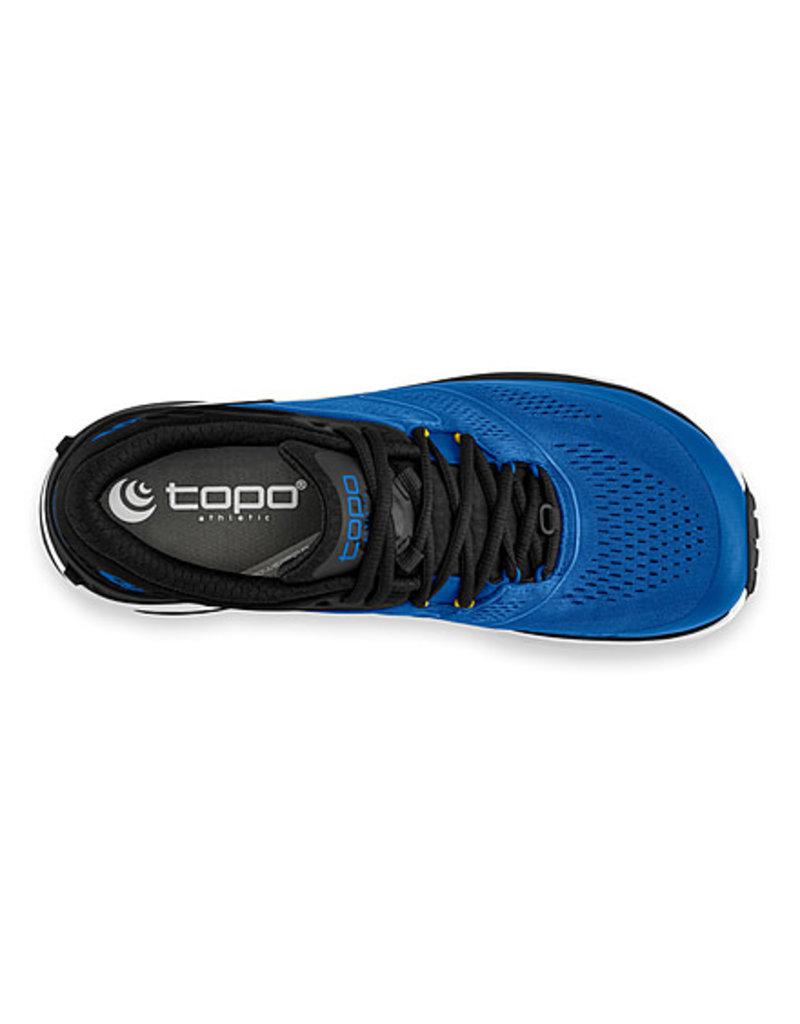 Topo Athletic Mens Ultraventure 2 Blue/Grey