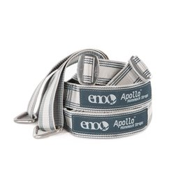 ENO- Eagles Nest Outfitters Apollo Suspension System Grey / Charcoal