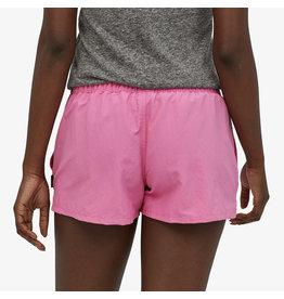 Patagonia Womens Barely Baggies Shorts Marble Pink