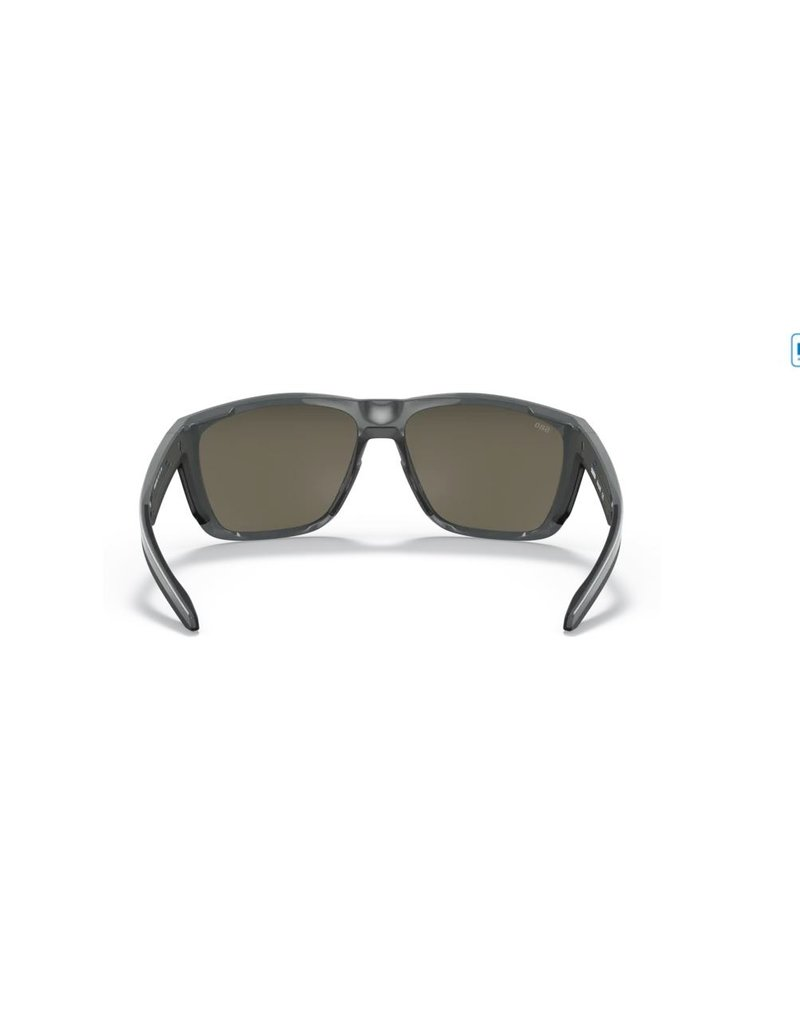 Costa Del Mar Ferg XL Shiny Gray Blue Mirror 580G