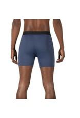 SAXX Underwear Co. Quest Boxer Brief Fly Midnight Blue