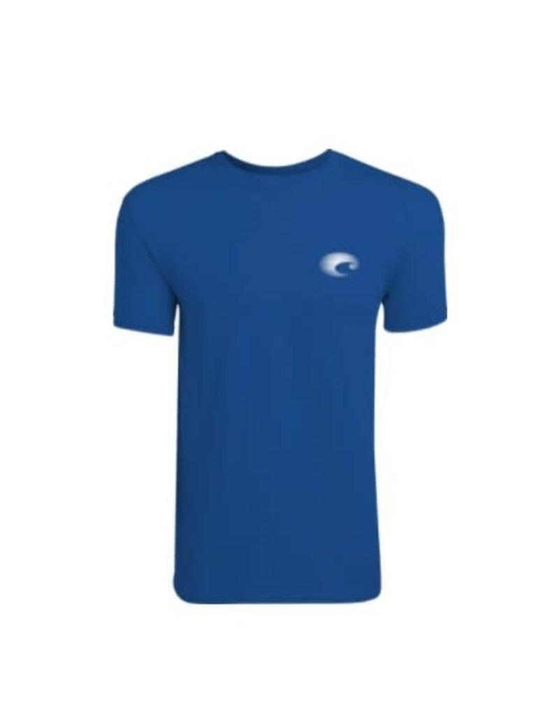 Costa Del Mar Haze T-Shirt Royal Blue