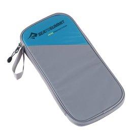 Sea To Summit Travelling Light Travel Wallet RFID - L - Blue