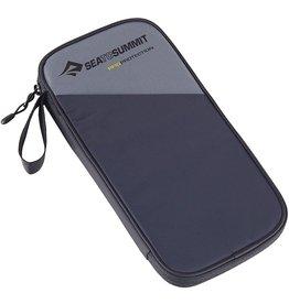 Sea To Summit Travelling Light Travel Wallet RFID - L - Black