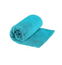 Sea To Summit Tek Towel - Large - 24  x 48  - Pacific Blue