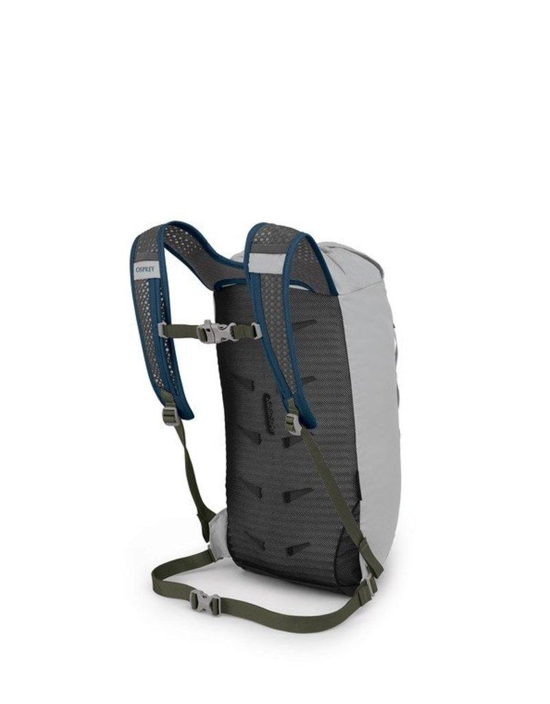 Osprey Daylite Cinch Pack Aluminum Grey O/S