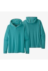 Patagonia Mens Tropic Comfort Hoody II Iggy Blue - Upwell Blue X-Dye L
