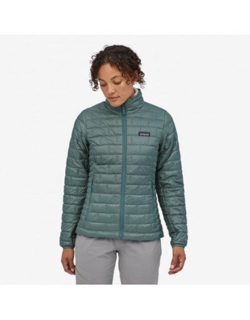 Patagonia Women's Nano Puff Jacket Regen Green