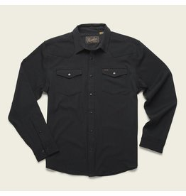 Stockman Stretch Snapshirt - Pavement
