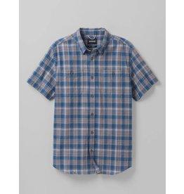 Prana Watchman Shirt Admiral Blue