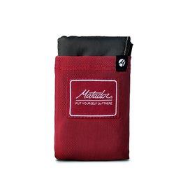Matadore Pocket Blanket Red